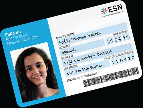 ESN Card Paris